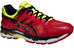 asics Gel-Kayano 22 Shoe Men red pepper/black/flash yellow